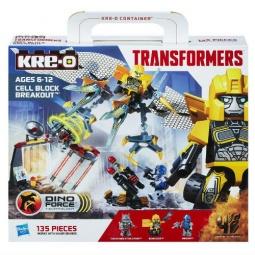 Купить Конструктор KRE-O Hasbro «Побег из тюрьмы»