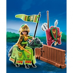 фото Конструктор игровой Playmobil «Рыцари: Турнир рыцаря ордена Орла»