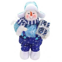 Купить Игрушка новогодняя Новогодняя сказка «Снеговик» 949195