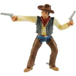 Купить Игрушка-фигурка Bullyland Ковбой с пистолетами