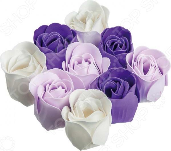 Мыльные цветы Банные штучки «Розы» розы для любимой