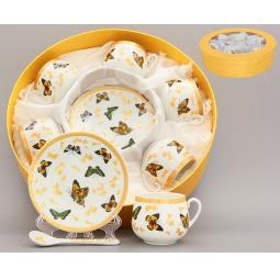 Купить Кофейный набор Elan Gallery «Бабочки»