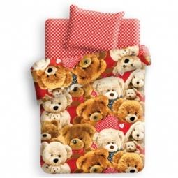 Купить Детский комплект постельного белья 4You «Плюшевые мишки»