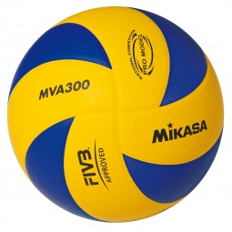 фото Мяч волейбольный Mikasa MVA300