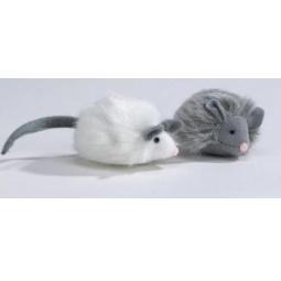 фото Игрушка для кошек Beeztees «Мышь Foxy». В ассортименте