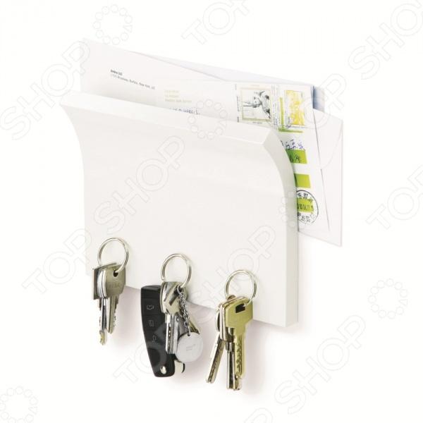 Держатель для ключей и писем Umbra Magnetter