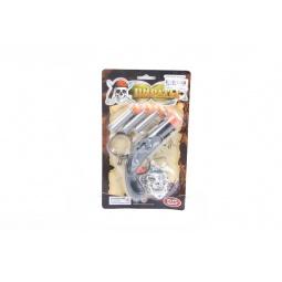 фото Набор игровой с пистолетом PlaySmart «Пираты» Р41222