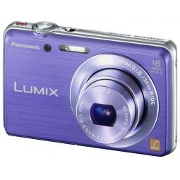 фото Фотокамера цифровая Panasonic Lumix DMC-FS45. Цвет: фиолетовый