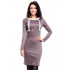 Фото Платье Mondigo 5051. Цвет: какао. Размер одежды: 48