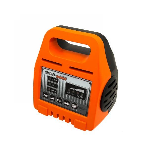 фото Устройство зарядное Carstel S-80042