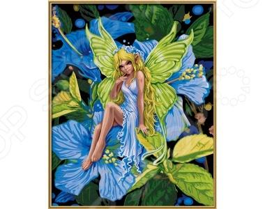 Набор для рисования по номерам Schipper «Цветочный эльф»