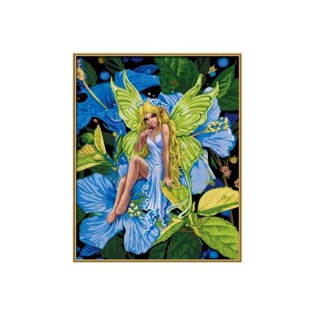 Купить Набор для рисования по номерам Schipper «Цветочный эльф»