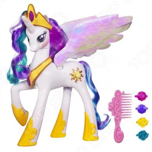 Фигурка интерактивная Hasbro A0633 «Пони. Принцесса Селестия»