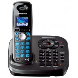 фото Радиотелефон Panasonic KX-TG8041. Цвет: темно-серый