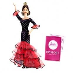 фото Кукла Mattel Куклы мира. Испания