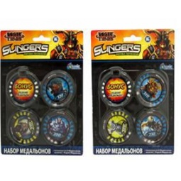 Купить Игровой набор Slingers «Медальоны» 7090