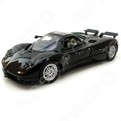 Модель автомобиля 1:24 Motormax Pagani Zonda C12 модель автомобиля 1 18 motormax fiat nuova 500 cabrio
