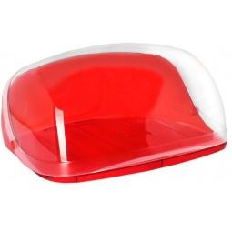 фото Хлебница малая IDEA М 1185. Цвет: красный