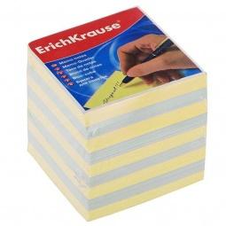 фото Блок для записей Erich Krause. Цвет: желтый. Высота: 5 см