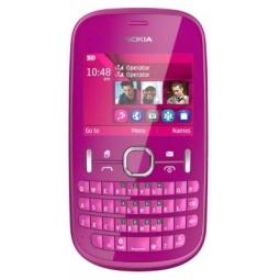 фото Мобильный телефон Nokia 200 Asha. Цвет: розовый