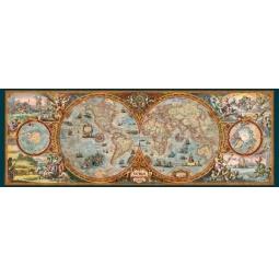 Купить Пазл 6000 элементов Heye «Карта полушарий»