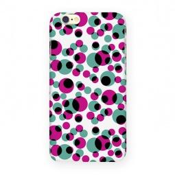 фото Чехол для iPhone 6 Mitya Veselkov «Цветные кружки»