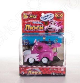 Машинка инерционная Vroomiz «Люси»