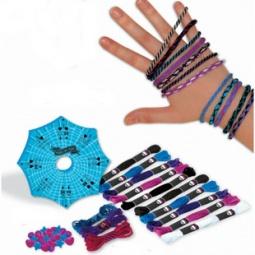 Купить Набор для плетения фенечек Fashion Angels «Школа монстров» 1002421