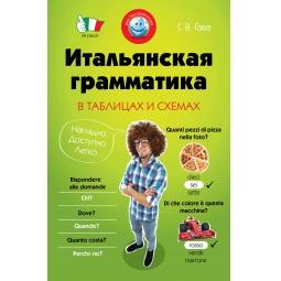 Купить Итальянская грамматика в таблицах и схемах