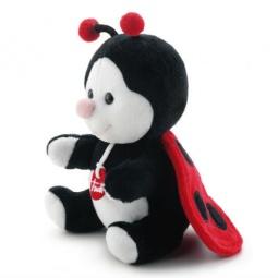 Купить Мягкая игрушка Trudi Божья коровка