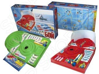 Дорожная игра Спорт Тойз «Морской бой» 52208
