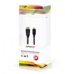 фото Кабель высокоскоростной HDMI A/M – MINI HDMI A/M Onext