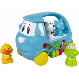 Купить Игрушка-сортер функциональная Simba «Машинка с животными»