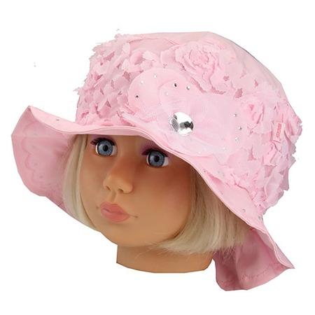 Купить Панама детская Shapochka Roses. Цвет: розовый