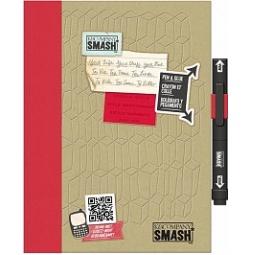 Купить Папка Smash K&Company «Красный дудл»