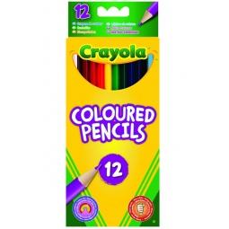 Купить Набор цветных карандашей Crayola Coloured Pencils