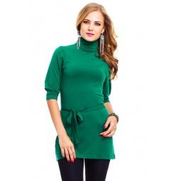 фото Туника Mondigo 9351-1. Цвет: салатовый. Размер одежды: 44