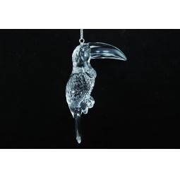 Купить Елочное украшение Crystal Deco «Птичка» 1707723