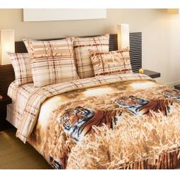 фото Комплект постельного белья Белиссимо «Хранитель». 2-спальный. Размер простыни: 220х240 см