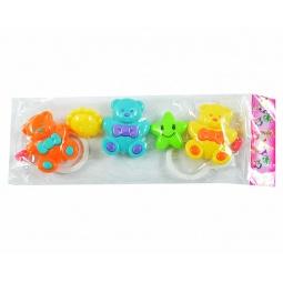 фото Игрушка подвесная Shantou Gepai «Мишки разноцветные»