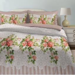 фото Комплект постельного белья Любимый дом «Аура». Евро