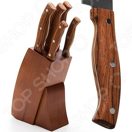 Набор ножей Mayer&Boch MB-23619 набор кухонных ножей квартет кизляр