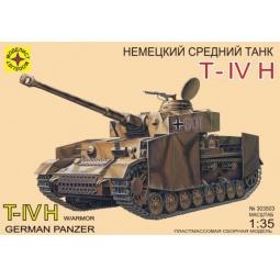 Купить Сборная модель танка Моделист T-IV H
