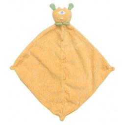 фото Покрывальце-игрушка Angel Dear Циклоп. Цвет: желтый