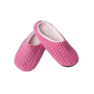 Купить Тапочки домашние Burlesco H27. Цвет: розовый