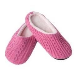 фото Тапочки домашние Burlesco H27. Цвет: розовый. Размер одежды: 40-41