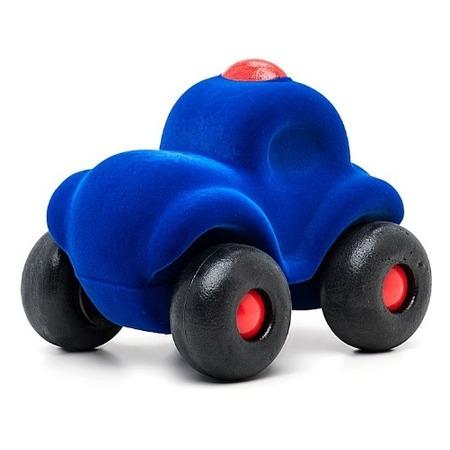 Купить Машинка из каучука Rubbabu Полиция