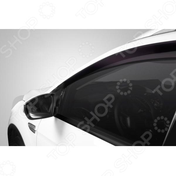 Дефлекторы окон Vinguru Hyundai Getz 2002-2011 хэтчбек - фото 2
