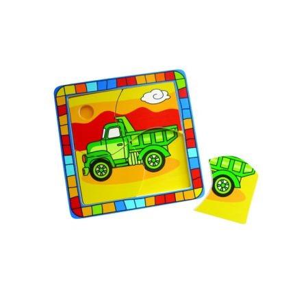 Купить Пазл для малышей Mapacha «Мой автомобиль»