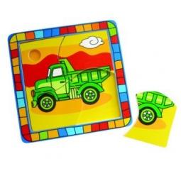 фото Пазл для малышей Mapacha «Мой автомобиль»